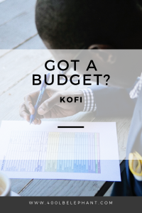 Budgets Matter: Here's Why Budgets Matter