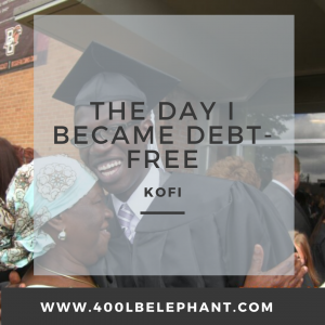 The Day I Became Debt Free