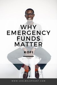 Why Emergency Funds Matter
