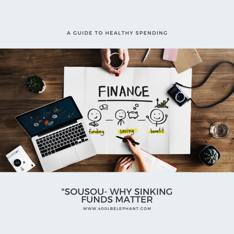 """Sousou"" Why Sinking Funds Matter"