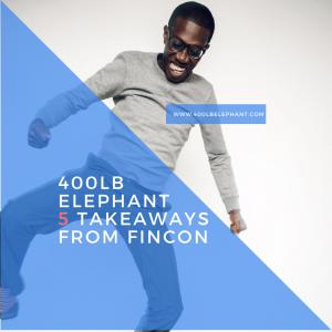 Five Takeaways From FinCon