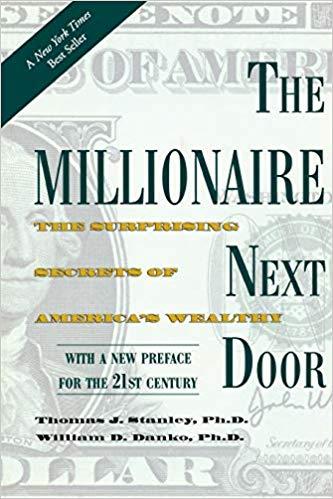 Cover of The Millionaire Next Door
