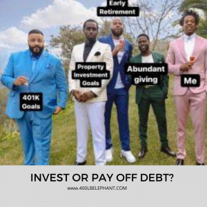 Can I Invest While I Pay Off Debt?
