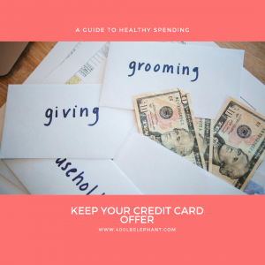 Keep Your Points & Your Credit Card Offers