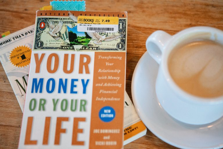 """""""Your Money or Your Life""""-Three Questions before You make you next purchase"""