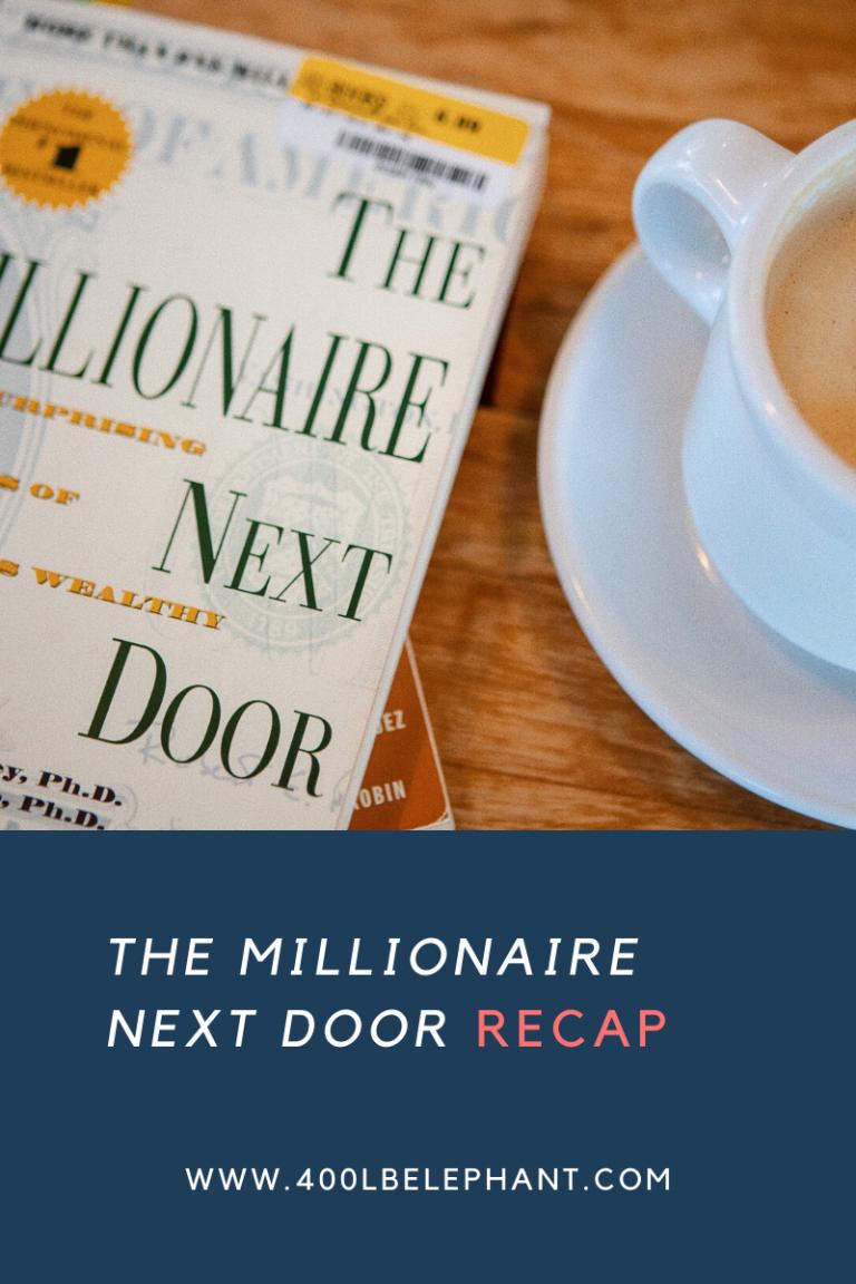 Big Hat No Cattle-Recap of The Millionaire Next Door