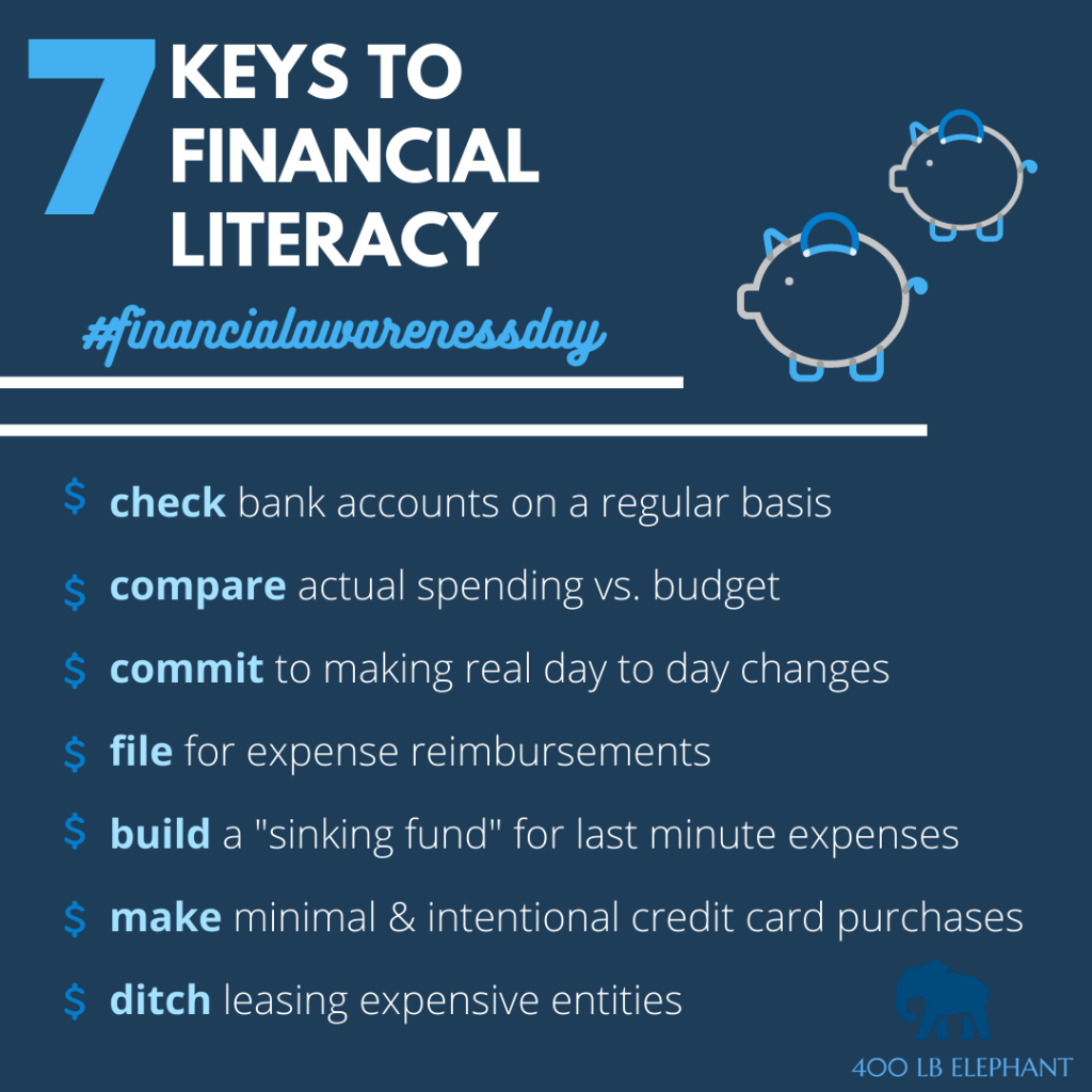 7 Keys to Financial Literacy
